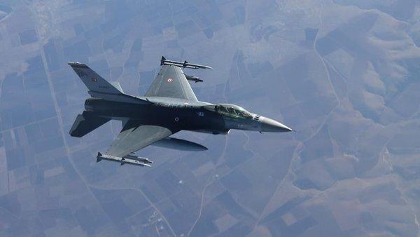 Irak ın kuzeyinde 2 PKK lı terörist etkisiz hale getirildi