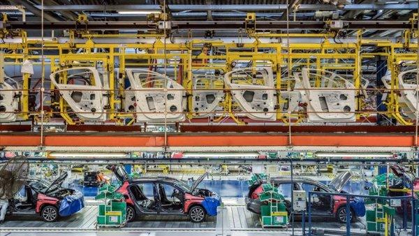 Otomotiv sektöründen 8 ayda 5 5 milyar dolarlık parça ihracatı