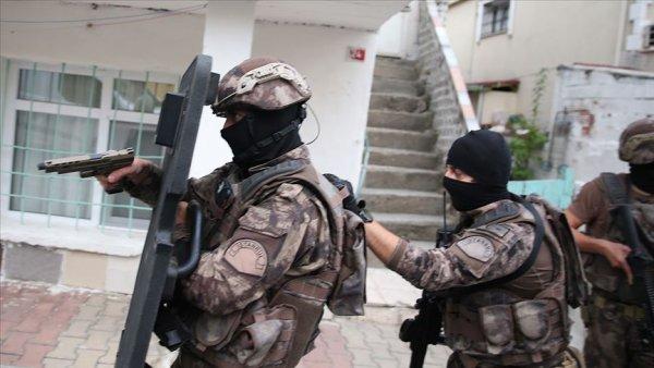 İstanbul da uyuşturucu operasyonu