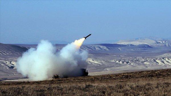 Azerbaycan Ermenistan a ait Su 25 savaş uçağını düşürdü