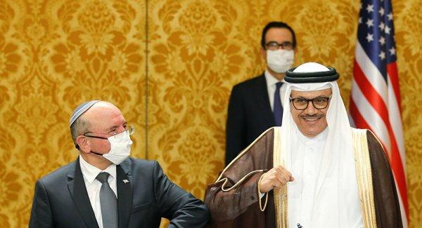 İsrail ile Bahreyn arasında resmi diplomatik ilişkiler başladı