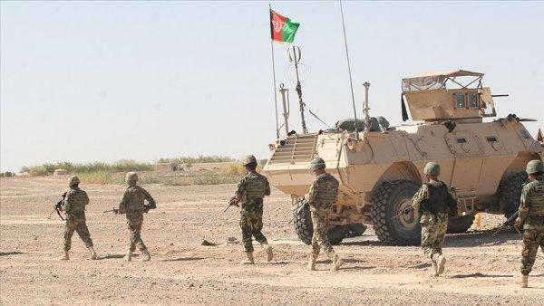 Afganistan da Taliban la güvenlik güçleri çatışması: 25 ölü