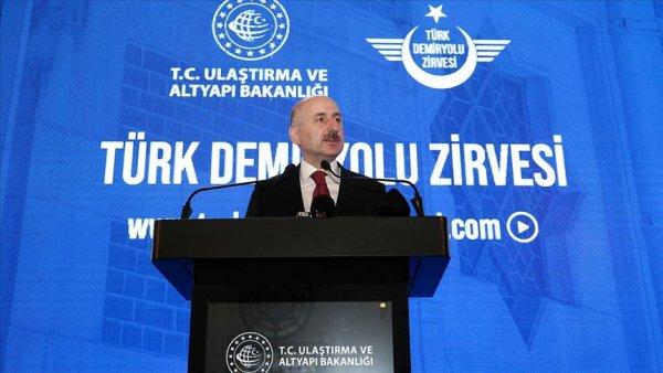 Türkiye nin demir yolları reformunu başlatıyoruz