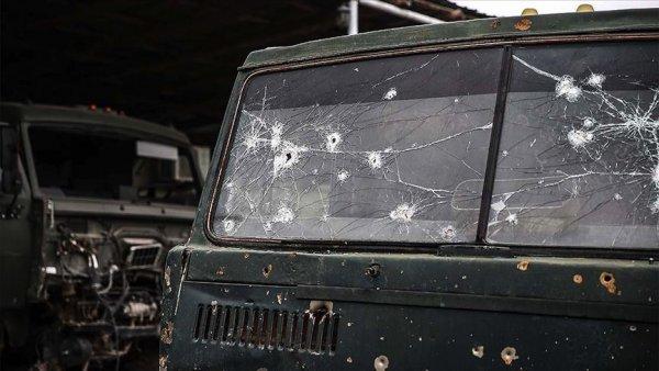 Ermenistan güçleri Gubadlı tepe ve mevzilerden kayıp vererek geri çekildi