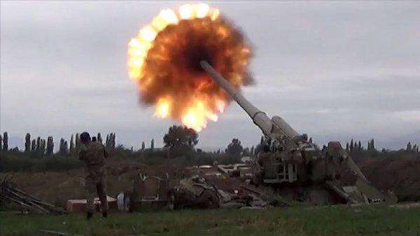 Azerbaycan ordusunun topraklarını kurtarmak için başlattığı operasyonlar