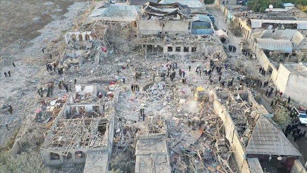 Ermenistan ın saldırılarında Azerbaycan da 69 sivil öldü
