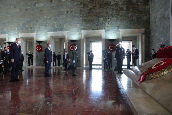 Aziz Atatürk; bu özel günde bir kez daha huzurunuzdayız