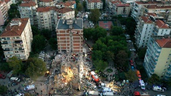 İzmir son 111 yılda 6 ve üzeri büyüklüğünde 8 deprem yaşadı