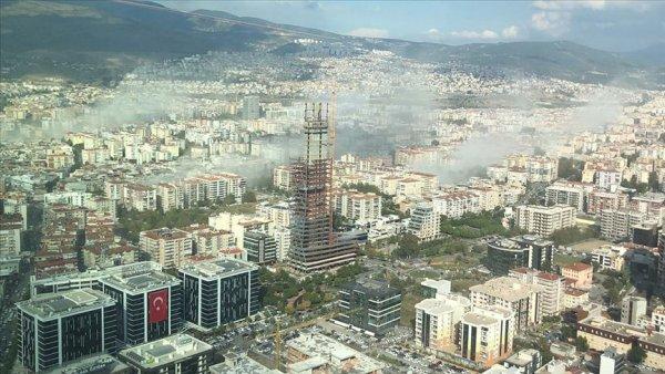 İzmir e araç girişine kısıtlama