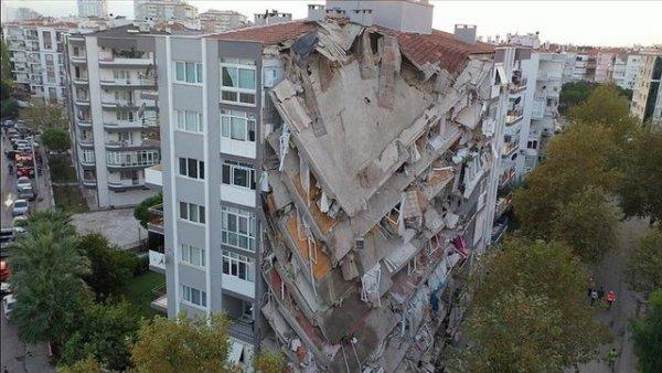 Artçı deprem açıklaması: ''15 gün kadar sürmesi bekleniyor''