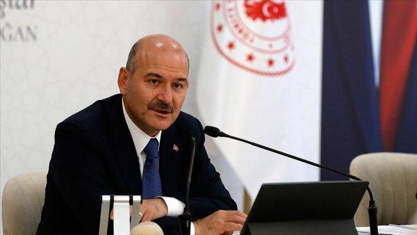 İçişleri Bakanı Soylu nun Kovid 19 testi pozitif çıktı
