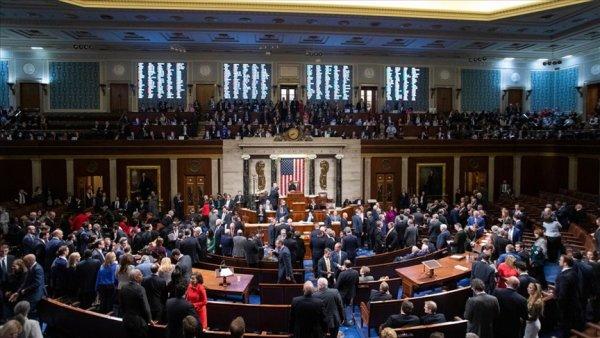 ABD Temsilciler Meclisi nden azil kararı