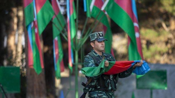 Azerbaycan ordusu Dağlık Karabağ daki savaşta 2 bin 855 şehit verdi