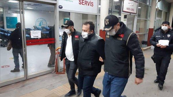 İzmir merkezli 60 ilde FETÖ operasyonu