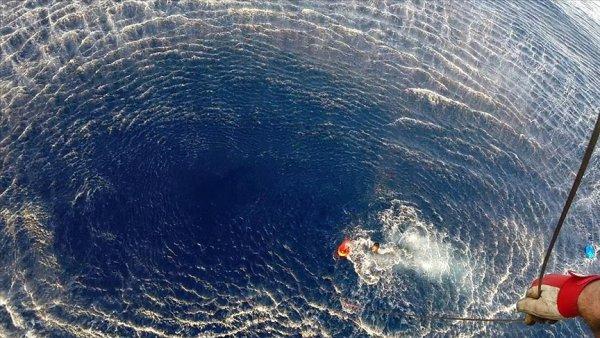 Libya açıklarında düzensiz göçmenleri taşıyan tekne battı: 43 ölü