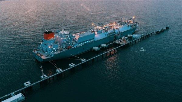 Asya da artan enerji talebi LNG fiyatlarını rekora taşıdı