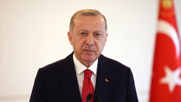 Erdoğan saldırıya uğrayan geminin kaptanı ile görüştü