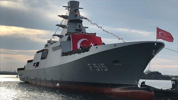 Milli fırkateyn Türk savunma sanayisinde kilometre taşı olacak