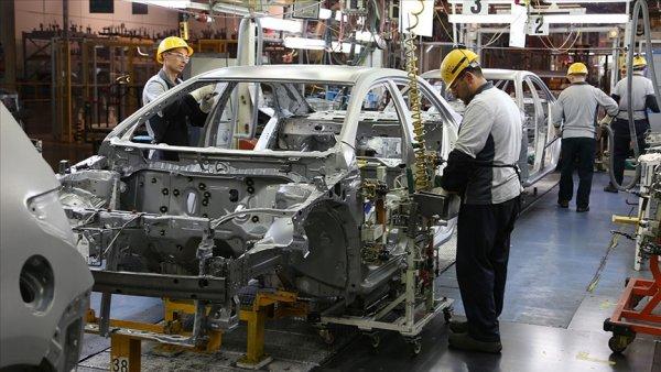 2020 de üretilen her 100 araçtan 76 sı ihraç edildi