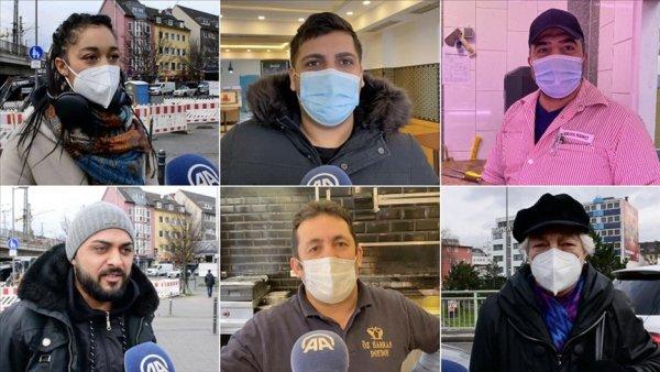 Avrupalılar hem şüphe hem de umutla Kovid 19 a karşı aşı sırasını bekliyor