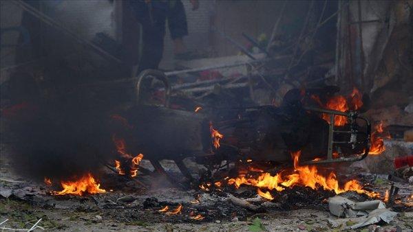 Barış Pınarı Harekatı Bölgesine terör saldırısı: 2 ölü 2 yaralı