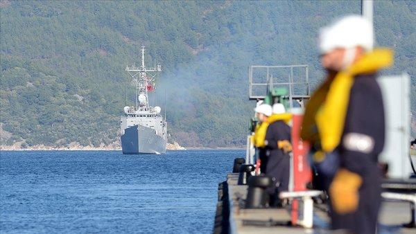 Türk askerinin Aden Körfezi ndeki görev süresi 1 yıl daha uzatıldı