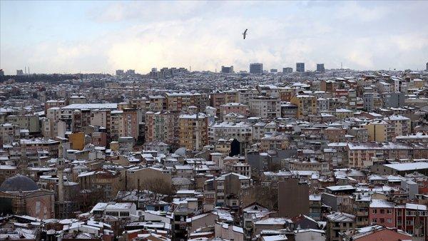 İstanbul un en yaşlı konutları Fatih ve Beyoğlu nda
