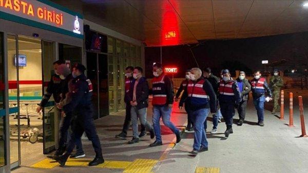 İzmir de FETÖ nün TSK yapılanmasına operasyon: 130 gözaltı