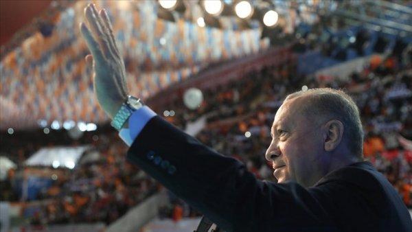 AK Parti de 7 Olağan Büyük Kongre için geri sayım başladı