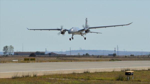 Akıncı PT 3 ilk uçuşunu başarıyla tamamladı