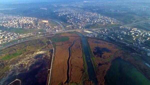 Kanal İstanbul projesi için imar planları onaylandı ve askıya çıktı