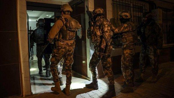 El Kaide ve DEAŞ operasyonu: 8 gözaltı