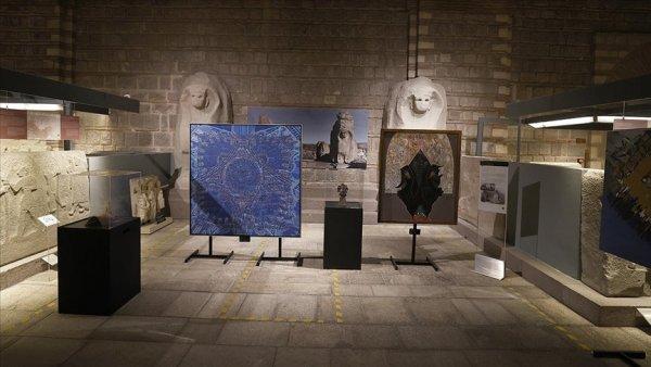 Anadolu Uygarlıklarından İzler sergisi Anadolu Medeniyetleri Müzesi nde