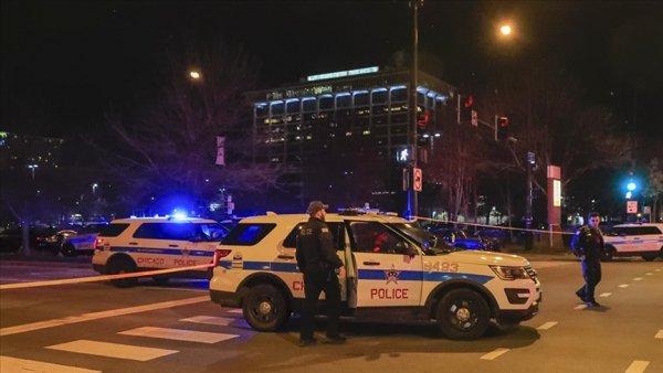 ABD de polisin 13 yaşındaki bir çocuğu vurduğu görüntüler