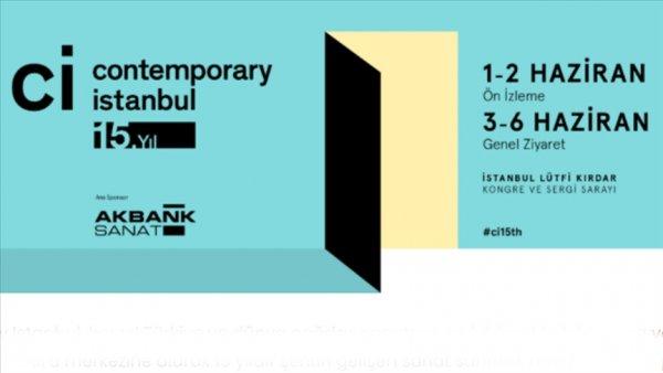 Contemporary Istanbul 1 6 Haziran da sanatseverlerle