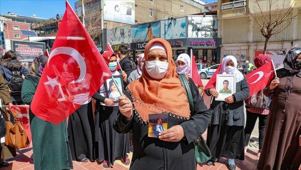 Diyarbakır annelerinin eylemi birçok aileye ilham verdi