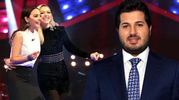 Hadise ile Zarrab aşk yaşadı iddiası