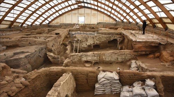 Anadolu nun hafızası antik kentler: Çatalhöyük Hattuşa ve Kültepe