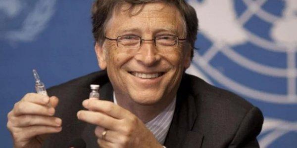 Bill Gates ten aşı açıklaması: 10 yıl sürer