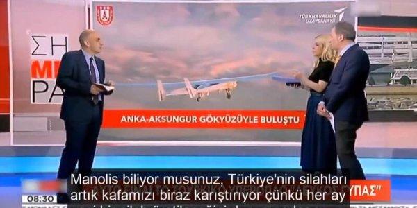 Yunan medyasında Türkiye paniği