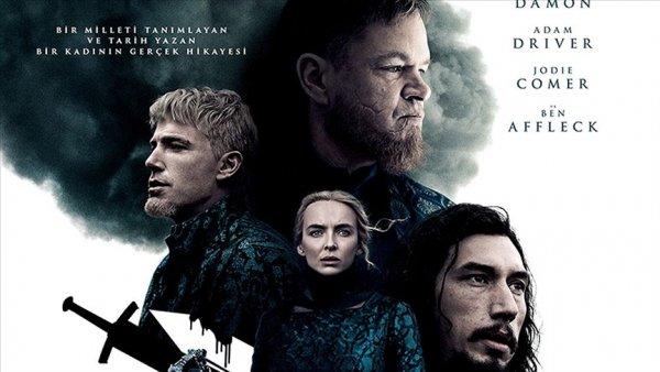 Matt Damon ve Ben Affleck li Son Düello izleyiciyle buluşacak