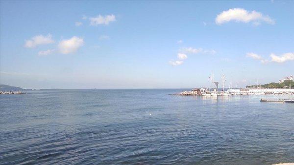 Marmara Denizi nde küresel iklim değişikliği ve kirliliğe bağlı ısınma