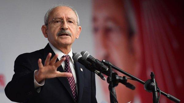 Kılıçdaroğlu ndan 10 büyükelçi için Erdoğan a tepki