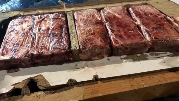 217 5 kilogram eroin ele geçirildi