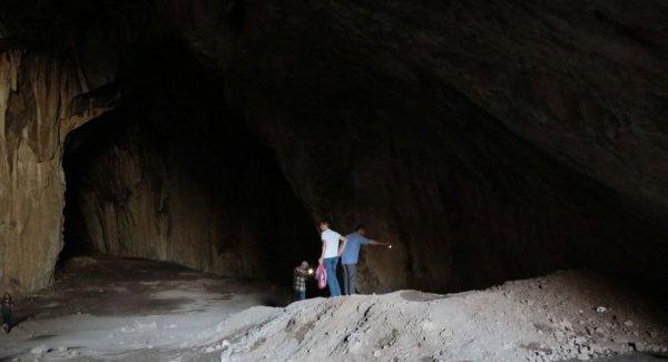 8 bin yıllık antik mağaralarda büyük tahribat!