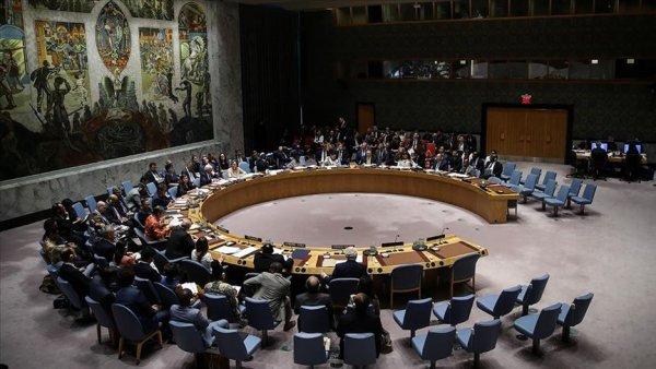 AB üyesi 5 ülkeden BMGK ye Suriye toplantısı talebi