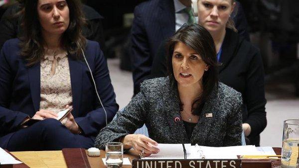 ABD den BMGK ye Suriye de yeni ateşkes teklifi