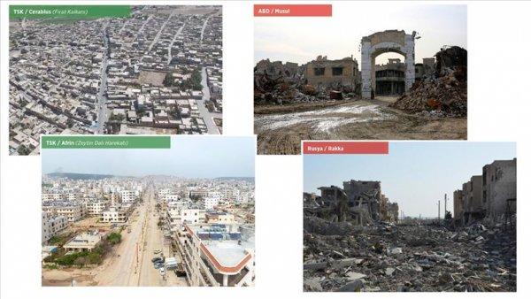 ABD ve Rusya nın aksine Türkiye nin önceliği sivillerin güvenliği