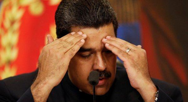 ABD Venezüella da darbe yapmak istiyor