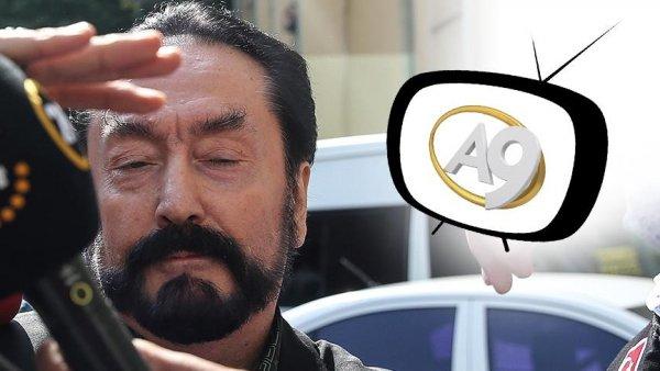 Adnan Oktar ın kanalı A9 TV ye ceza üstüne ceza